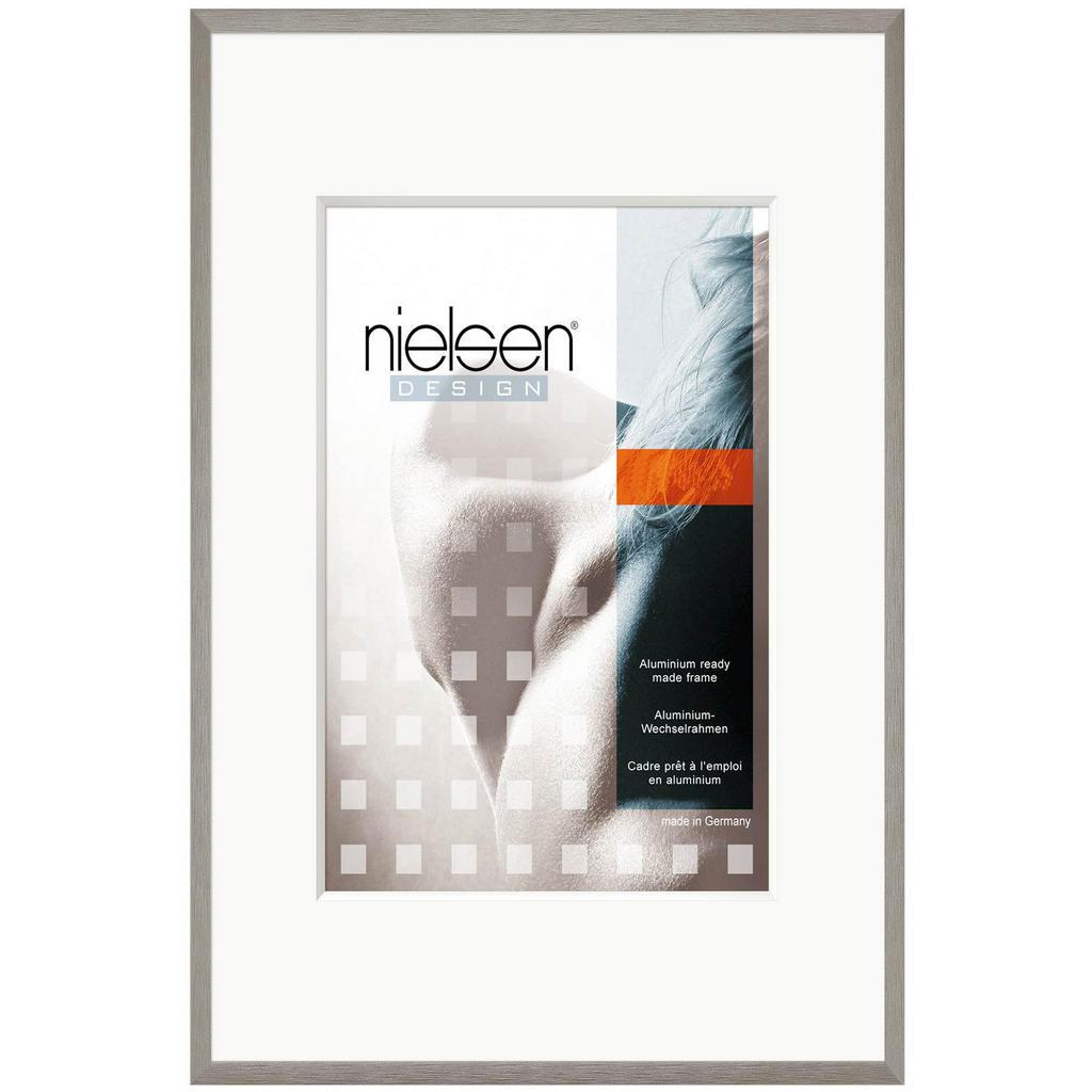 Nielsen Bilderrahmen grau