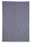 HANDWEBTEPPICH  130/190 cm  Schwarz - Schwarz, Basics, Textil (130/190cm) - Linea Natura