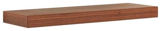 WANDBOARD Nussbaum furniert Nussbaumfarben - Nussbaumfarben, Design, Holz (64/5/20cm) - Venjakob