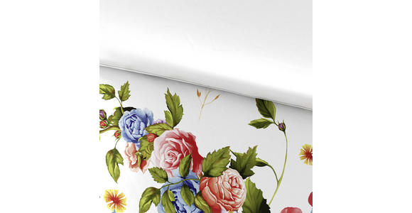 BETTWÄSCHE 140/200 cm  - Weiß, KONVENTIONELL, Textil (140/200cm) - Esposa