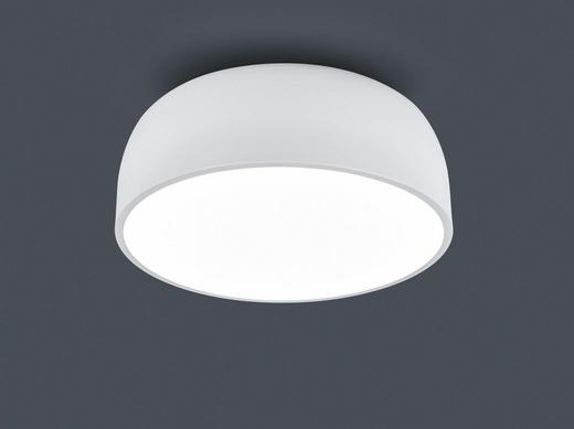 DECKENLEUCHTE - Weiß, MODERN, Kunststoff/Metall (52/24cm)