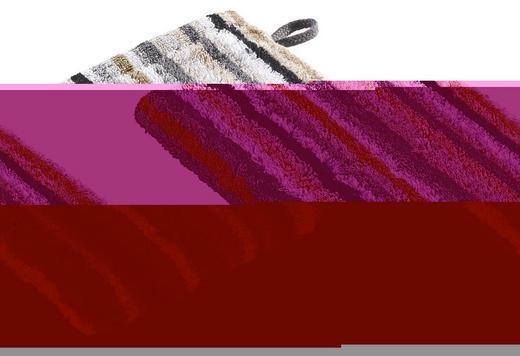 WASCHHANDSCHUH  Beige, Grau, Schwarz - Beige/Schwarz, Basics, Textil (16/22cm) - CAWOE