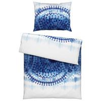 Bettwäsche 160/210 cm - Blau, Design, Textil (160/210cm) - Esposa