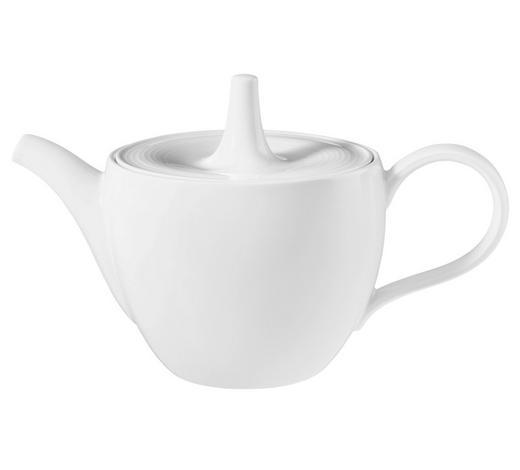 KAFFEEKANNE  - Weiß, Basics, Keramik (26,9/15/15,9cm) - Seltmann Weiden