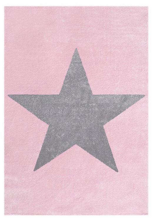 KINDERTEPPICH  100/160 cm  Rosa - Rosa, Textil (100/160cm)
