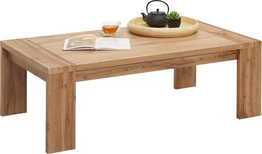 COUCHTISCH in Holzwerkstoff - Eichefarben, KONVENTIONELL, Holzwerkstoff (120/70/40cm) - Cantus