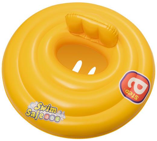 SCHWIMMRING - Gelb, Basics, Kunststoff (69cm) - Bestway