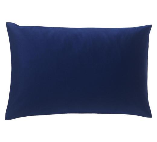 POLSTERBEZUG 40/60 cm  - Blau, Basics, Textil (40/60cm) - Fussenegger