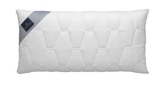ANATOMSKI JASTUK - bijela, Konvencionalno, tekstil (40/80cm) - Billerbeck