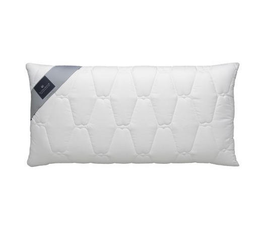 NACKENSTÜTZKISSEN - Weiß, Basics, Textil (40/80cm) - Billerbeck