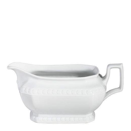 SAUCIERE Keramik Porzellan - Weiß, Basics, Keramik (0,6l) - Seltmann Weiden