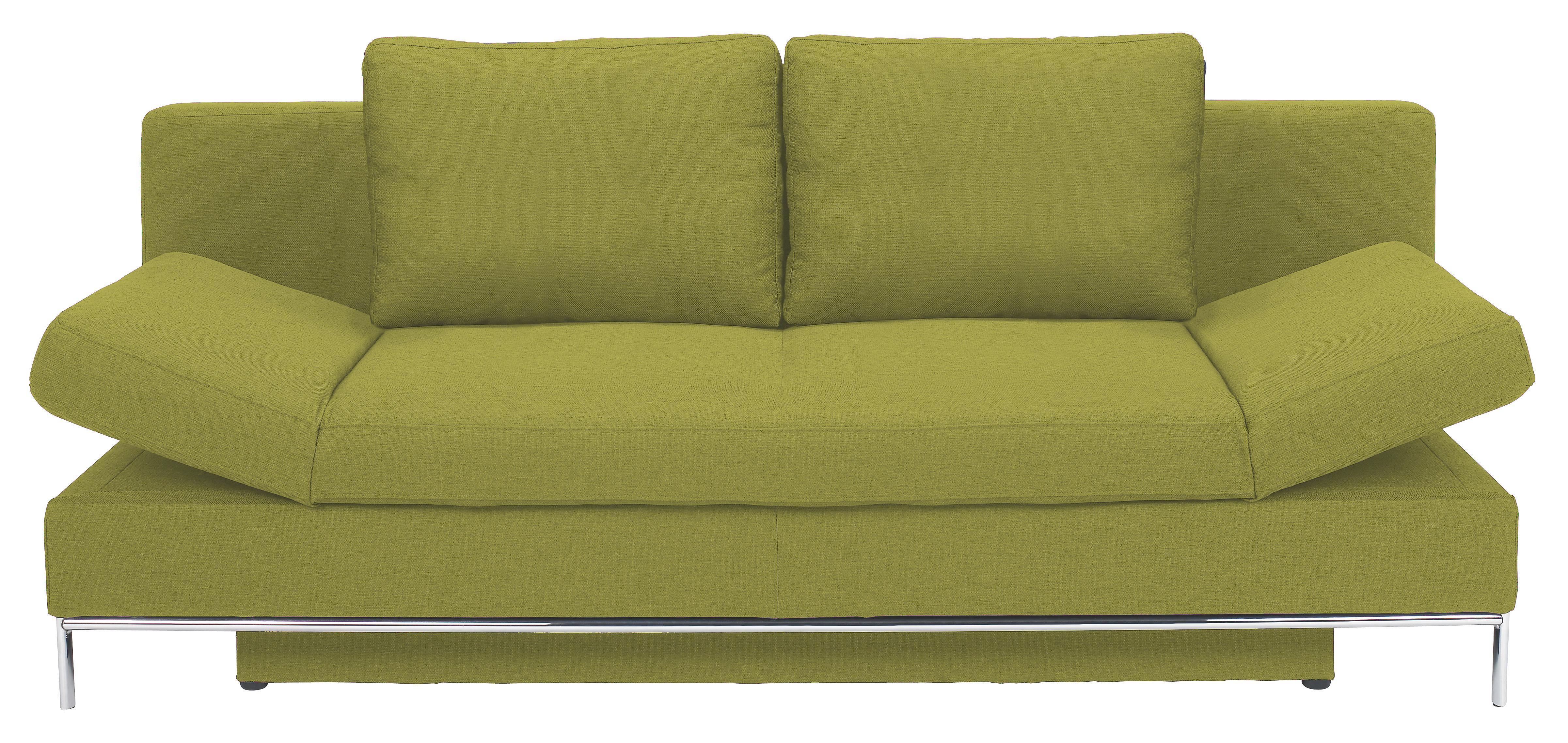 Schlafsofa grün  SCHLAFSOFA Flachgewebe Grün online kaufen ➤ XXXLShop