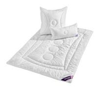 KOPFKISSEN  80/80 cm       - Creme, Basics, Naturmaterialien/Textil (80/80cm) - Sleeptex