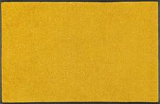 FUßMATTE 40/60 cm Uni Honig - Honig, Basics, Kunststoff/Textil (40/60cm) - Esposa