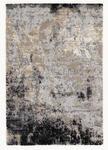 VINTAGE-TEPPICH Timeline Quantum  - Hellgrau, Design, Textil (65/130cm) - Novel