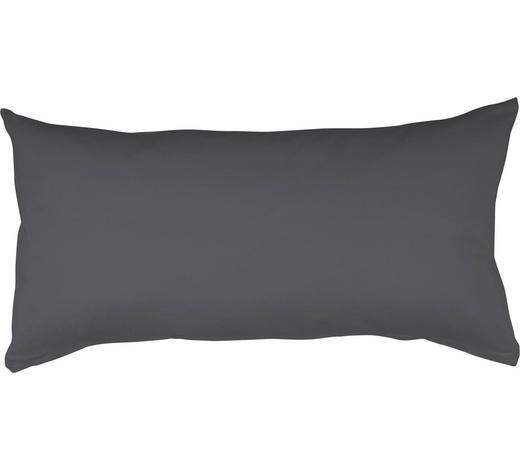 POLSTERBEZUG 40/80 cm - Titanfarben, Basics, Textil (40/80cm) - Schlafgut