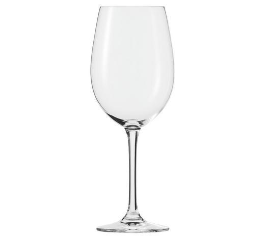 SKLENICE NA BORDEAUX - čiré, Konvenční, sklo (0,645l) - Schott Zwiesel