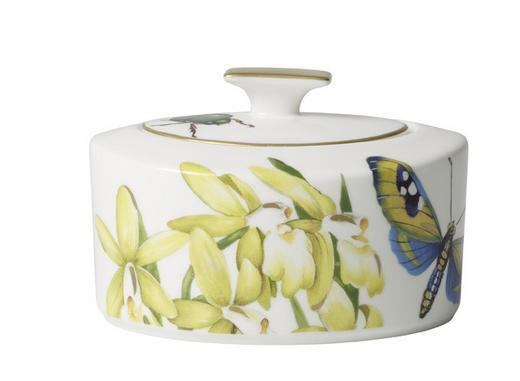 ZUCKERDOSE Keramik - Multicolor, Basics, Keramik (0,33l) - Villeroy & Boch