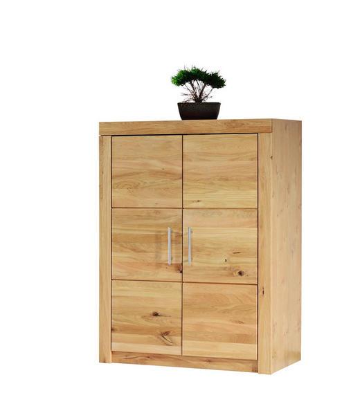 AKTENSCHRANK - Eichefarben, Design, Holz/Holzwerkstoff (90/119/42cm) - Carryhome