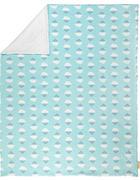 SCHMUSEDECKE  - Mintgrün, Basics, Textil (95/75cm) - Patinio