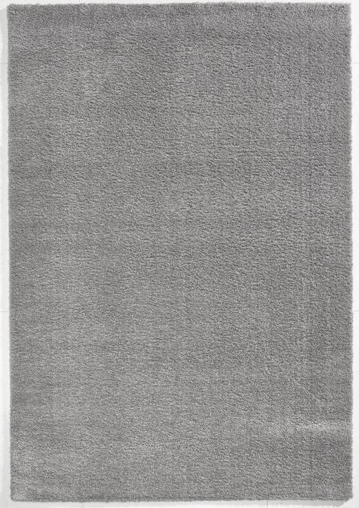 WEBTEPPICH  120/170 cm  Silberfarben - Silberfarben, Basics, Textil (120/170cm) - Novel