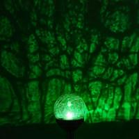 SOLARLEUCHTE - Glas/Kunststoff (12/56cm)