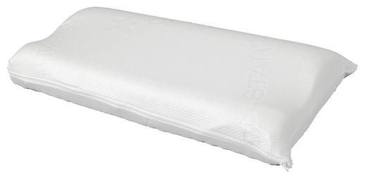 NACKENKISSEN  40/60 cm - Weiß, Textil (40/60cm) - Centa-Star