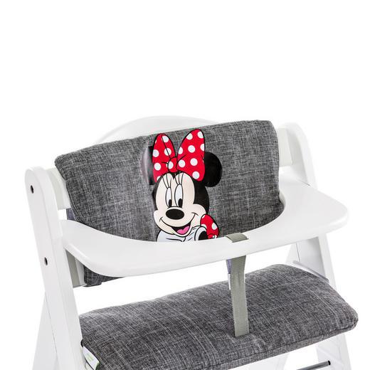 HOCHSTUHLEINLAGE Disney - Grau, Trend, Textil (44/25cm) - Hauck