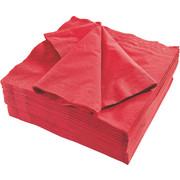 SERVETT - bordeaux, Basics, papper (40/40cm) - XXXLPACK