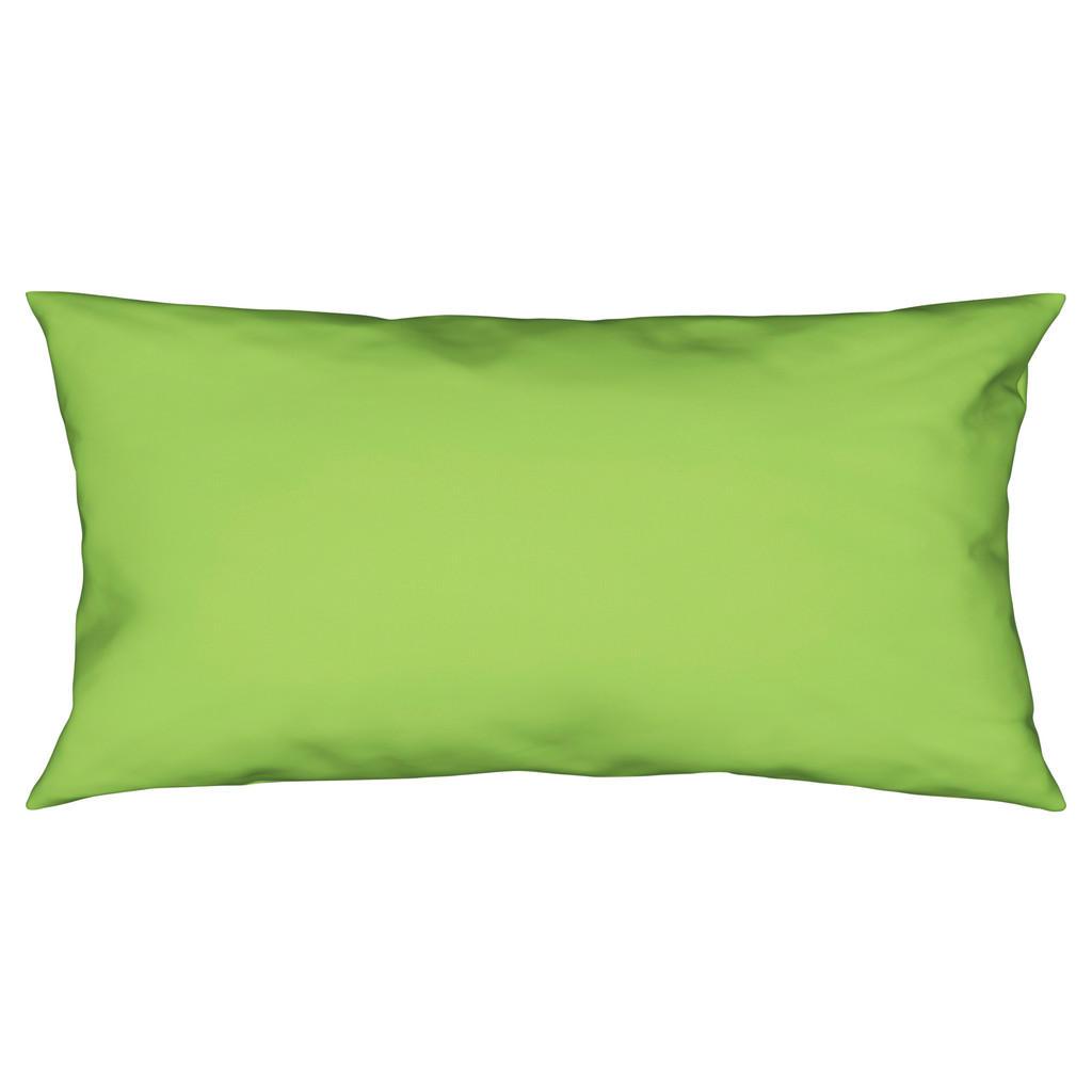 Bio:Vio Kissenhülle grün 40/80 cm