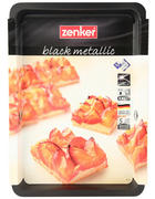 BACKBLECH - Anthrazit, Basics, Metall (42/30/5cm) - Zenker