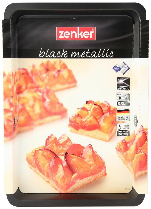 BACKBLECH - Anthrazit, Basics, Metall (42/30/5cm) - Zenker