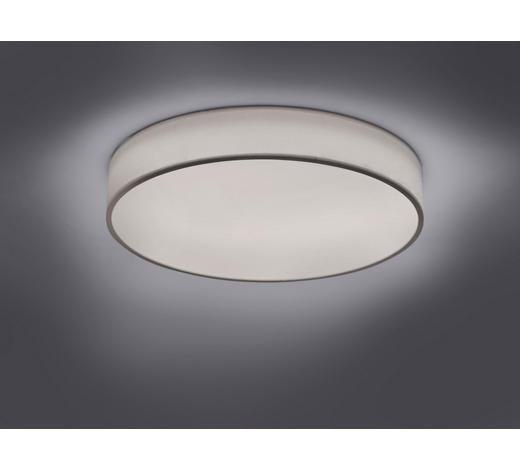 LED-DECKENLEUCHTE   - Weiß, KONVENTIONELL, Kunststoff/Textil (60/10cm)