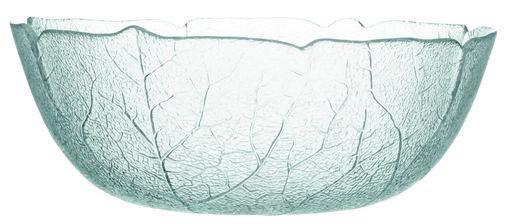 SALATSCHÜSSEL 23 cm - Transparent, Basics, Glas (23cm)
