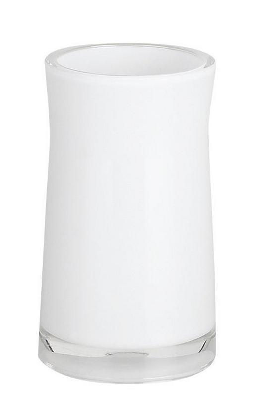 ZAHNPUTZBECHER - Lila, Basics, Kunststoff (7/15cm) - SPIRELLA