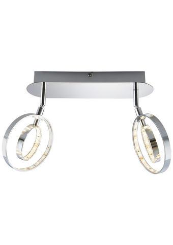 LED-REFLEKTOR - krom, Design, kovina (31/10/20cm) - Novel