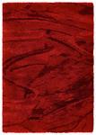 HOCHFLORTEPPICH   getuftet  Rot - Rot, Design, Textil (160cm) - Novel