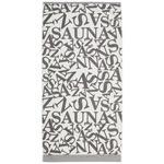 SAUNATUCH 90/180 cm  - Grau, KONVENTIONELL, Textil (90/180cm) - Esposa