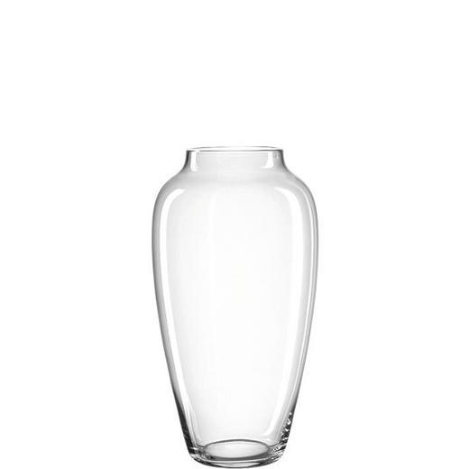 VASE 45,00 cm - Klar, Basics, Glas (23 45 23cm) - Leonardo