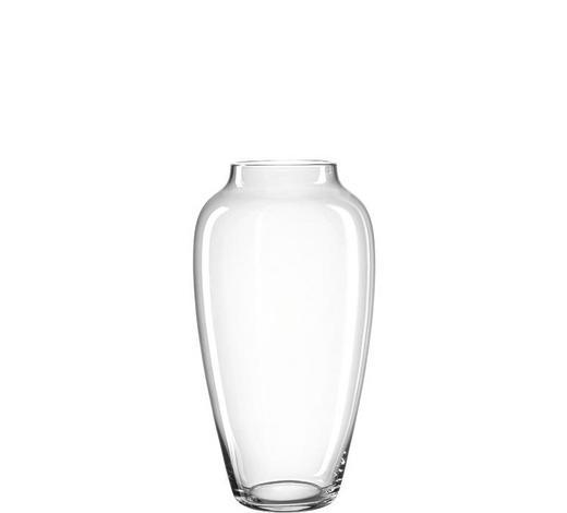 VASE 45,00 cm  - Klar, Basics, Glas (23/45/23cm) - Leonardo