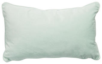 OKRASNA BLAZINA SAMT - svetlo zelena, Design, tekstil (30/50cm) - Novel