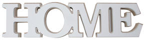 DEKORATIONSTEXT - vit/naturfärgad, Trend, trä (7,5/30cm) - Ambia Home