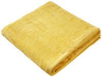 DUSCHTUCH 70/140 cm Goldfarben, Honig  - Goldfarben/Honig, Design, Textil (70/140cm) - Ambiente