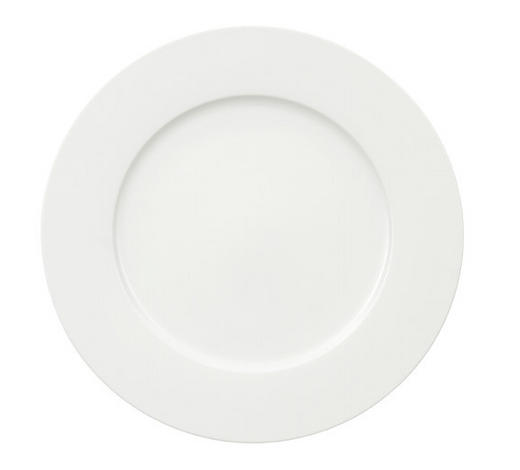 SPEISETELLER 30 cm - Weiß, KONVENTIONELL, Keramik (30cm) - Villeroy & Boch