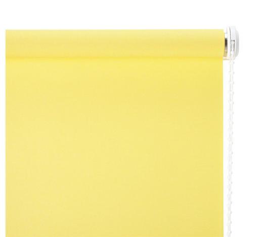 ROLLO 140/190 cm - Gelb, KONVENTIONELL, Textil (140/190cm) - Homeware