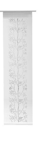 PANEL ZAVJESA - bijela, Konvencionalno, tekstil (60/245cm) - VENDA