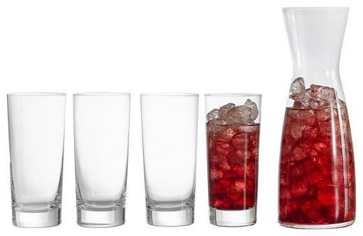 GLÄSERSET 5-teilig - Klar, Glas (24/27/15cm) - Spiegelau