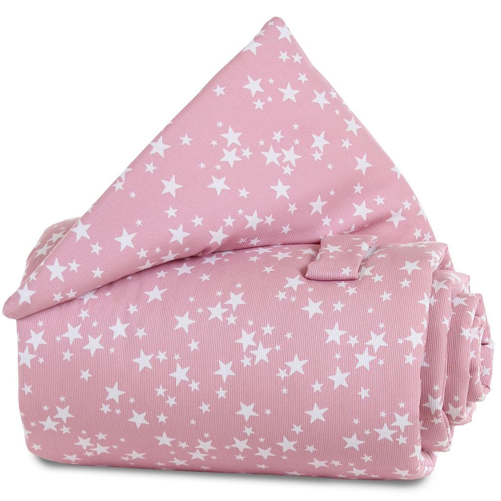 Babybay Verschlussgitterschutz pique babybay weiß