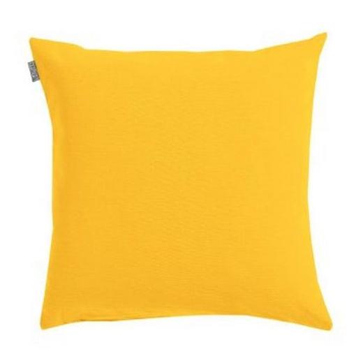 KISSENHÜLLE 40/40 cm - Design, Textil (40/40cm) - Linum