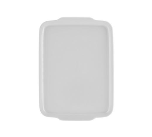 SERVIERTABLETT - Weiß, KONVENTIONELL, Keramik (17/24cm) - Villeroy & Boch